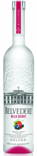 Belvedere Vodka Wild Berry 1.00l